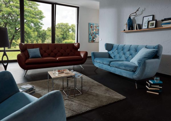 Candy Sixty / Scranton 3-Sitzer Sofa