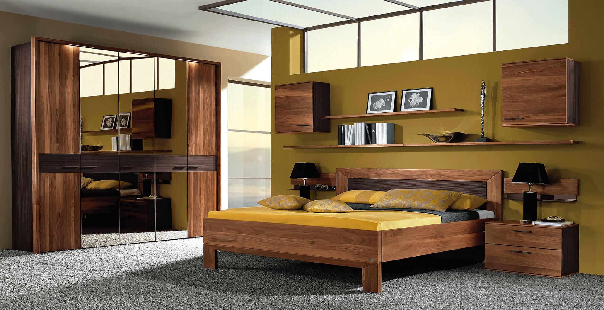 thielemeyer mali schlafzimmer mit bett berbau m bel. Black Bedroom Furniture Sets. Home Design Ideas