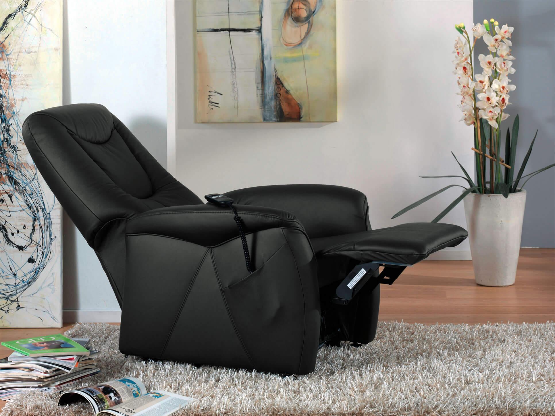 Himolla Relaxsessel 9771 26 Y Zweimotorisch Leder Torro Möbel