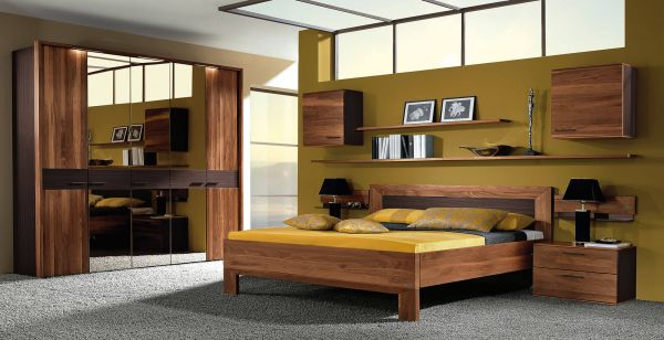 thielemeyer mali schlafzimmer mit bett berbau m bel. Black Bedroom Furniture Sets. Home Design Ideas