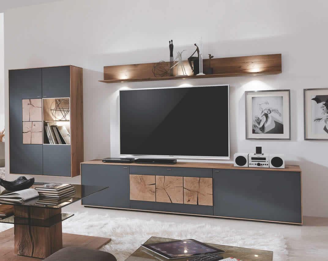 hartmann caya wohnwand 30a jetzt g nstiger kaufen m bel. Black Bedroom Furniture Sets. Home Design Ideas